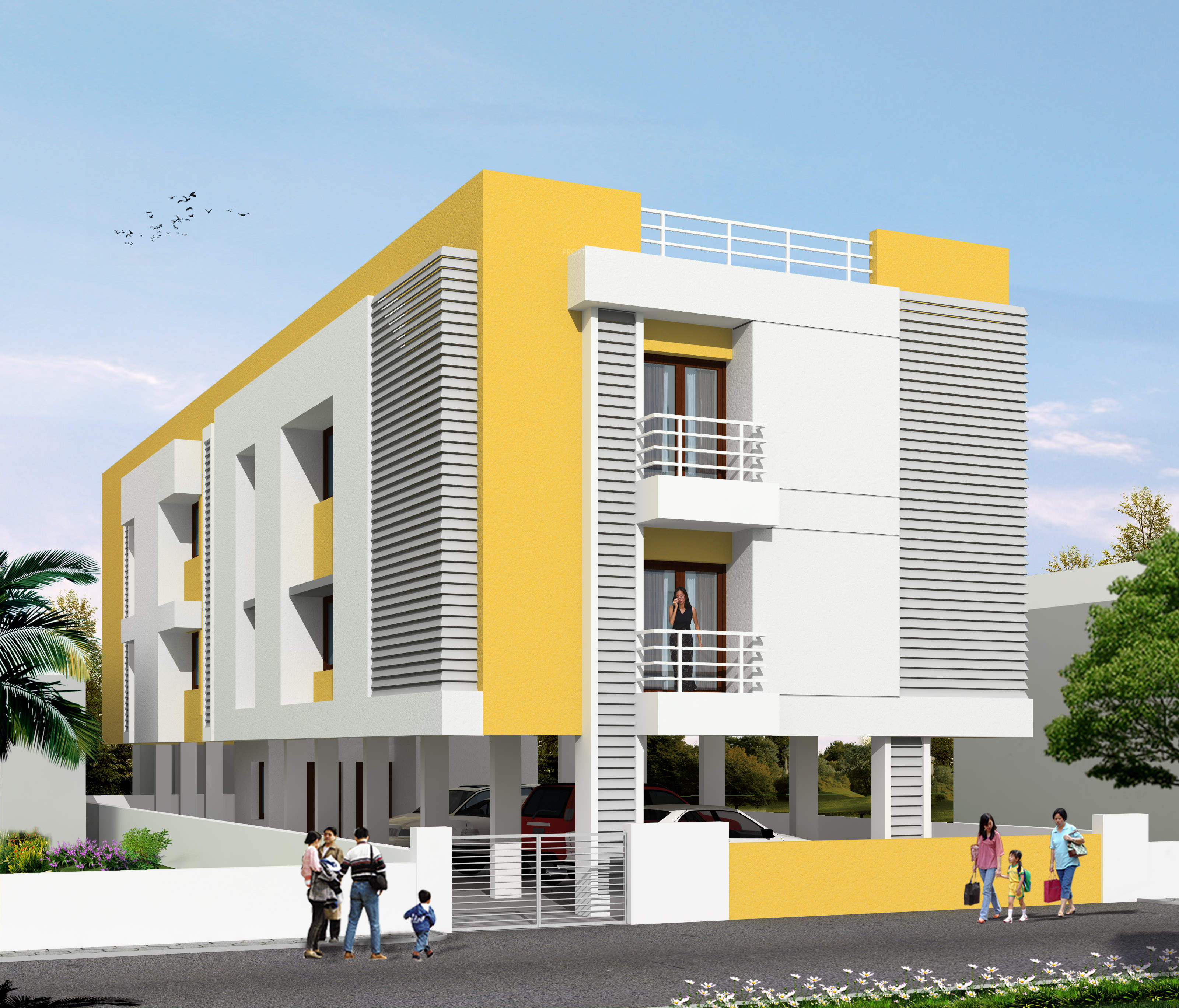 Affordable Luxury Apartments: Goyal And Co Offers Affordable Luxury Apartments In Bangalore