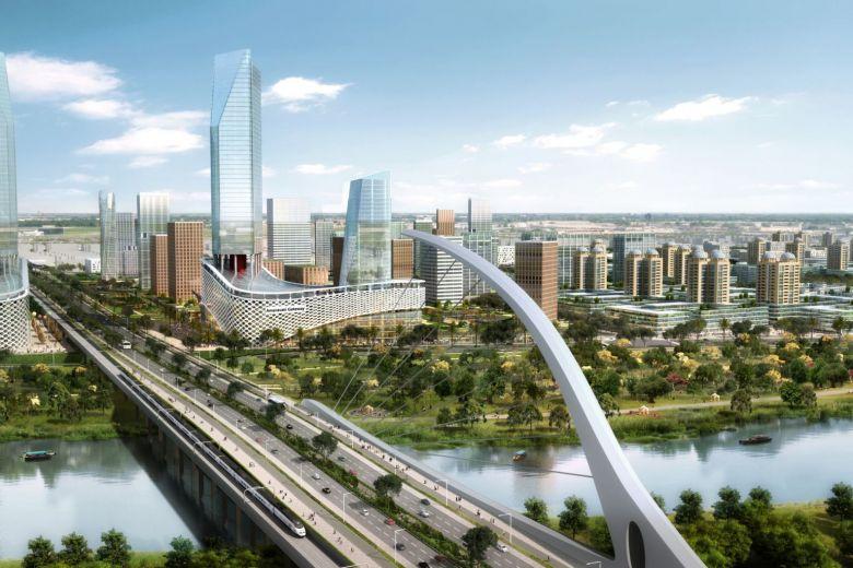 Singapore of Andhra Pradesh: Amaravati