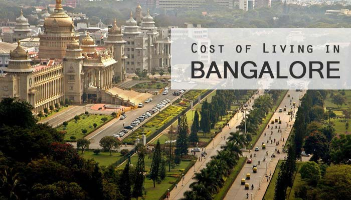 Cost of living in Bangalore -  Guide for Students, Couples, Family