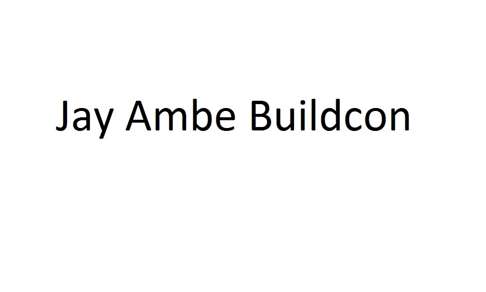 Jay Ambe Buildcon