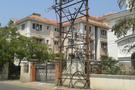 Bhaggyam Vijay Bhaggyam Residency