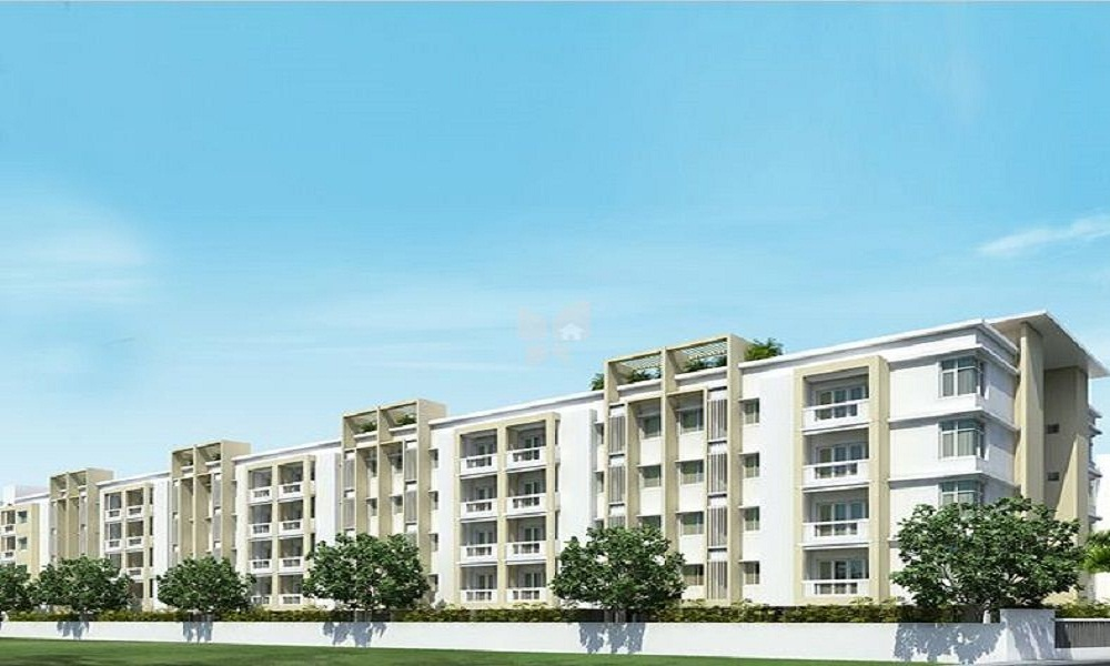 Bhaggyam Constructions Orms Road Residence