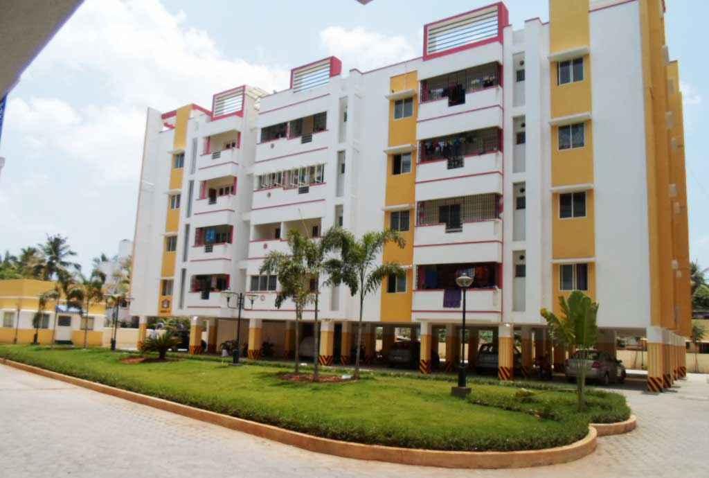 BSR GLN Residency