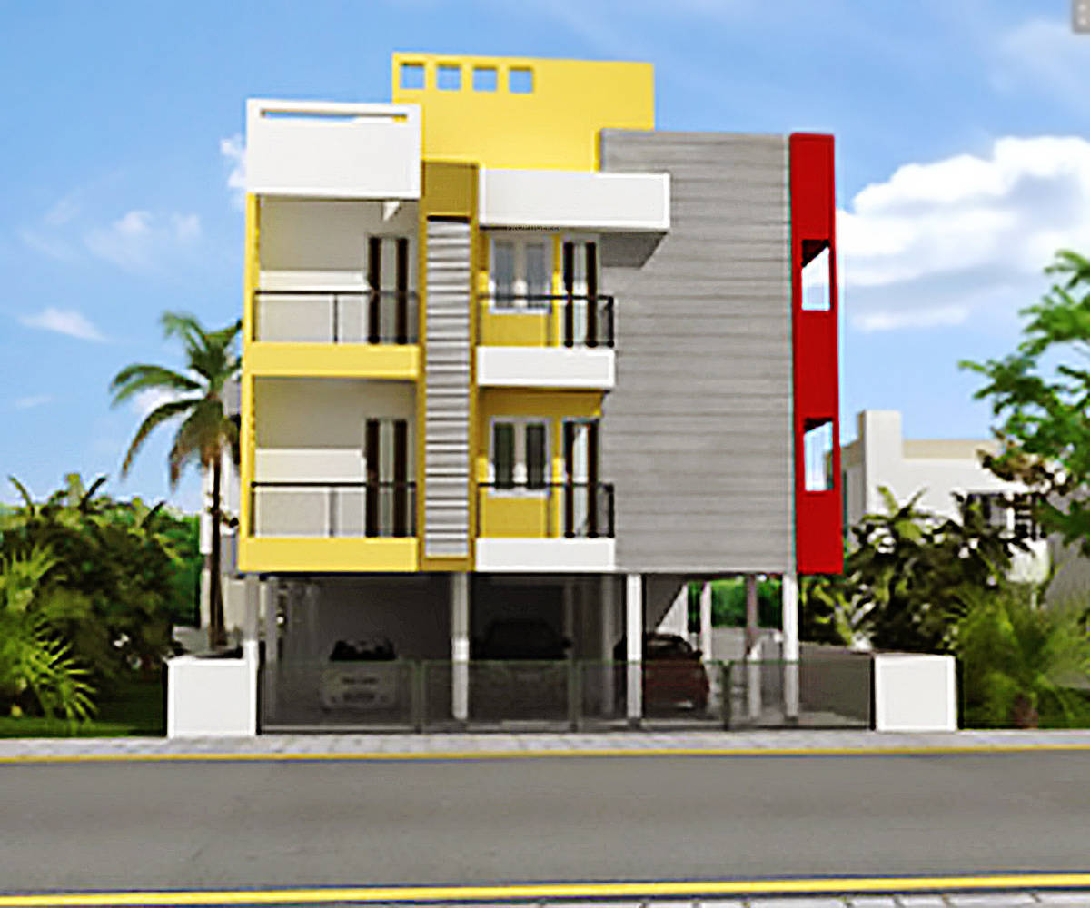 CC Sri Krishna Apartment