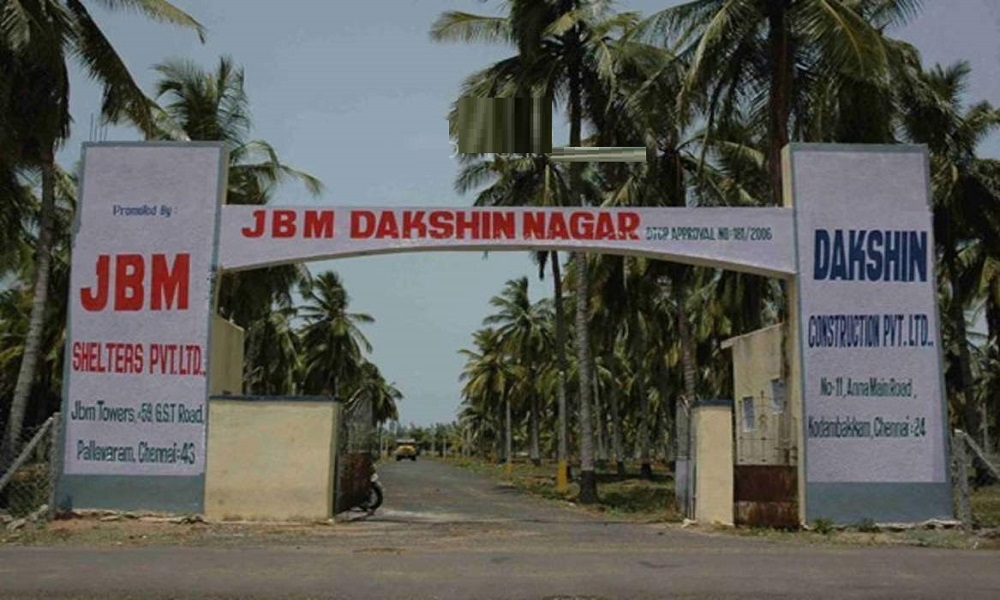 JBM Dakshin Nagar Phase II