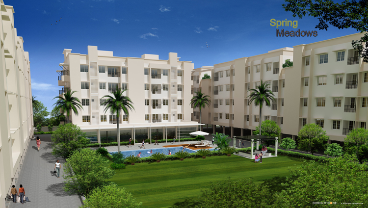 Jain Housing Jains Spring Meadows