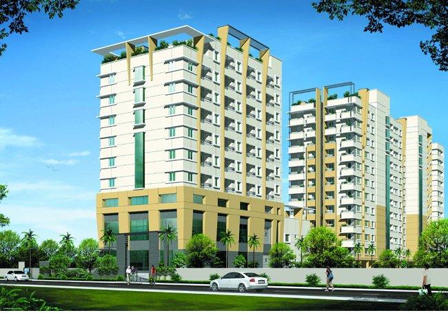 JBM Shelters Dakshin Grand Southern Towers
