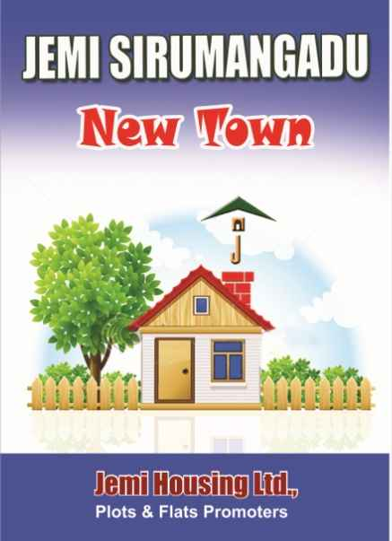Jemi Housing Ltd Sirumangadu New Town Plot