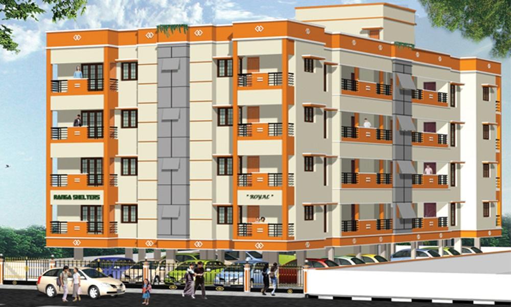 Leo Housing Veerabadrasamy Nagar
