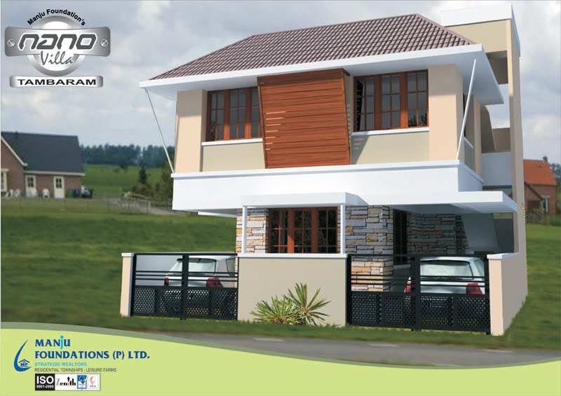 Manju Foundations Nano Villa