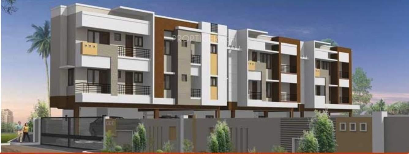Nagappa Constructions Divya Varshini