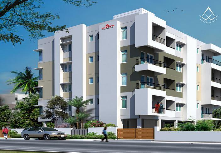 Navin Constructions Navin Krishna