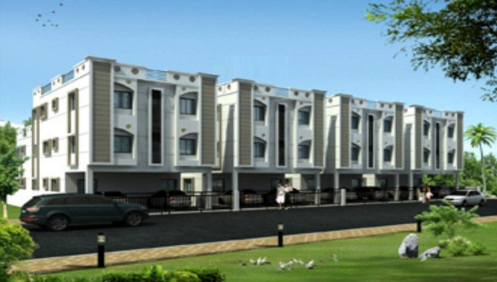 Rakshith Homes The Grand Abode