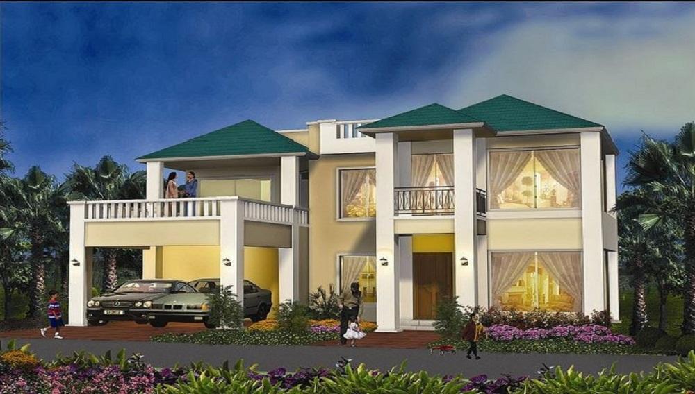 Shanti Villa Elysian