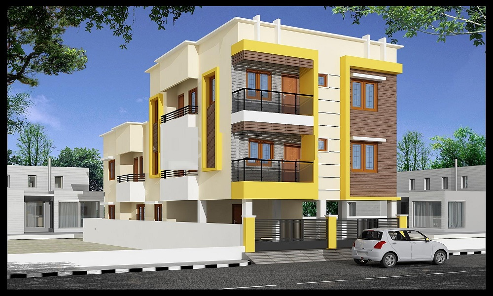 Shriram Builders Manapakkam Corner