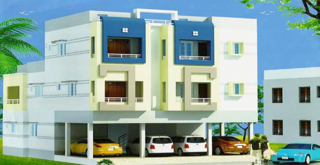 Sri Devi Aiswaryam Apartment
