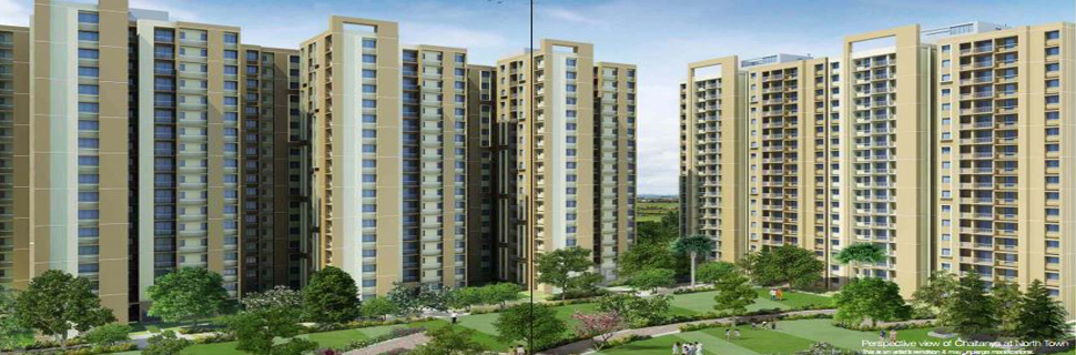 Unitech North Town Ekanta
