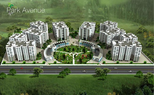Vijay Shanthi Park Avenue
