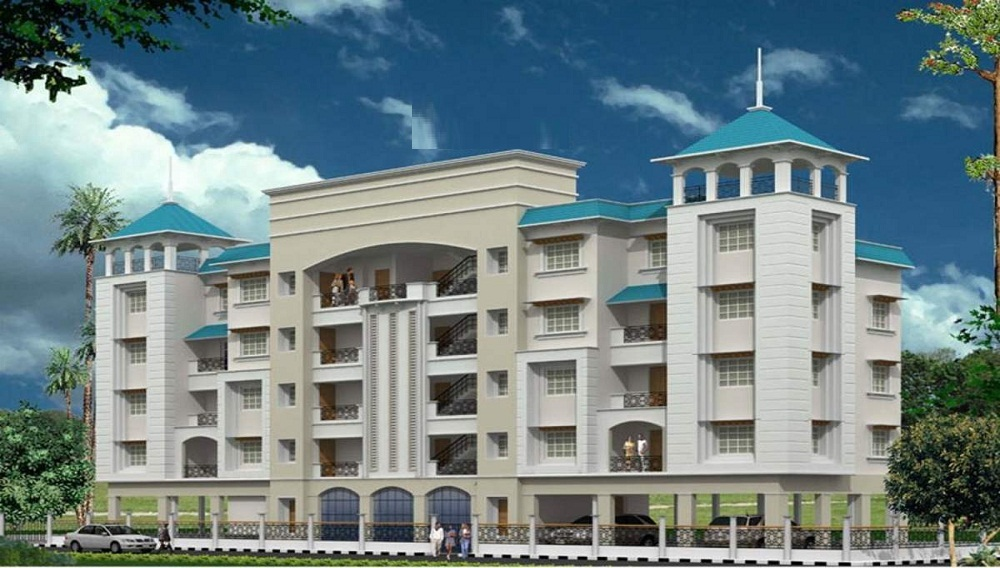 Vijay Shanthi Gangothri Apartments