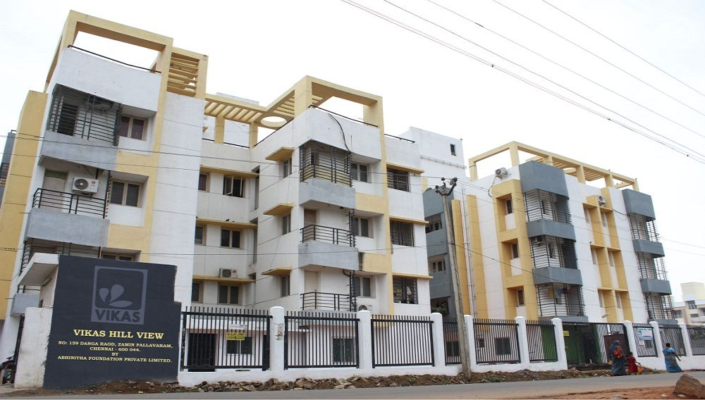 Vikas Builders Vikas Hill View