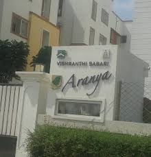 Vishranthi Aranya Apartment