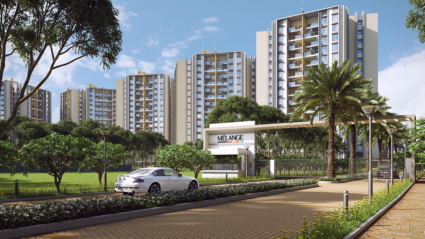 Rama Melange Residence