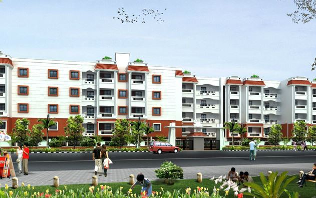 Himabinduinfra Ishwaryam Apartments