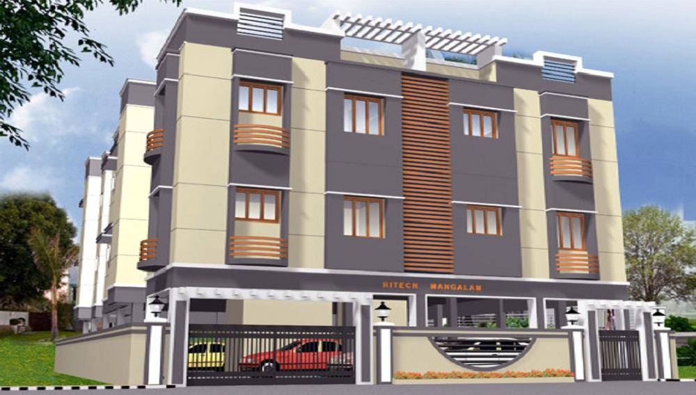 HITECH Properties Hitech Mangalam