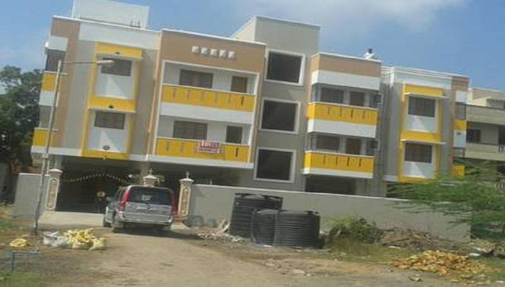 Mahalakshmi Kokilambak Nagar Apartment