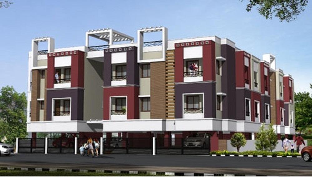 Nagappa Constructions Subakeerthana Apartment