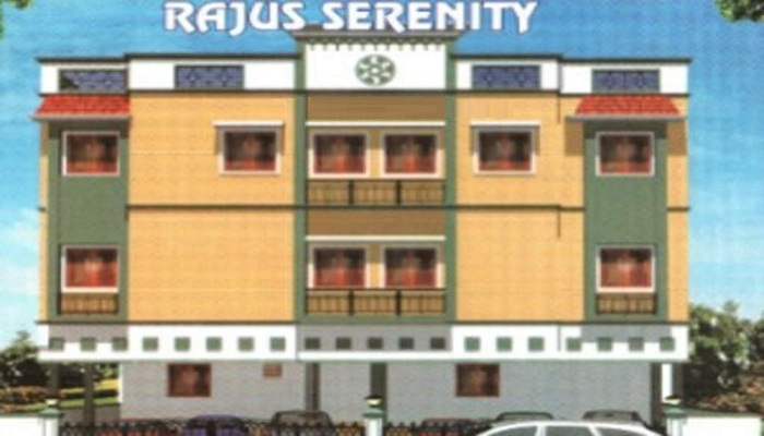 Rajus Flat Promoters Rajus Serenity