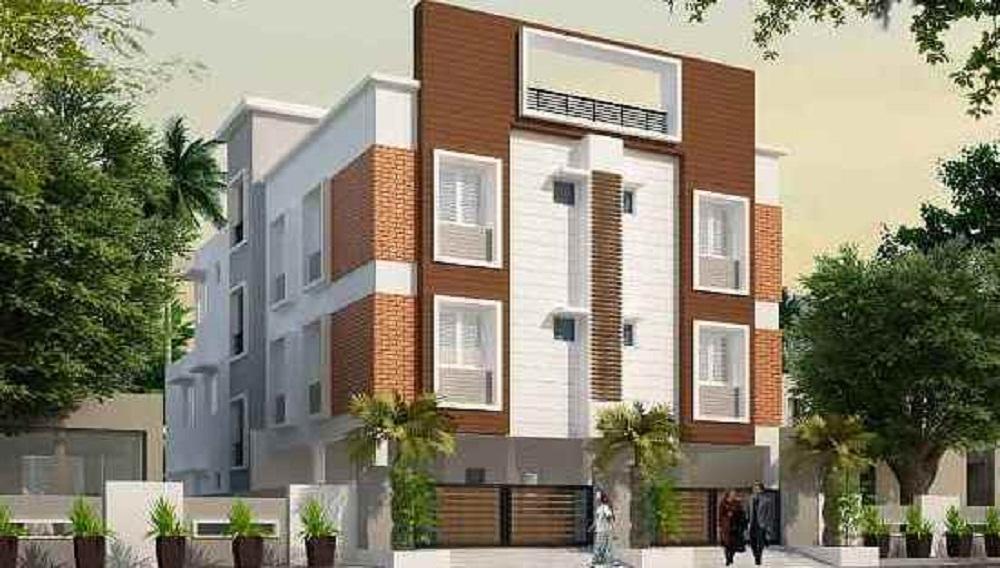 Real Value Pranav Apartment
