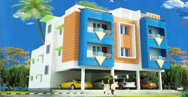 Sri Devi Tejasvi Apartment