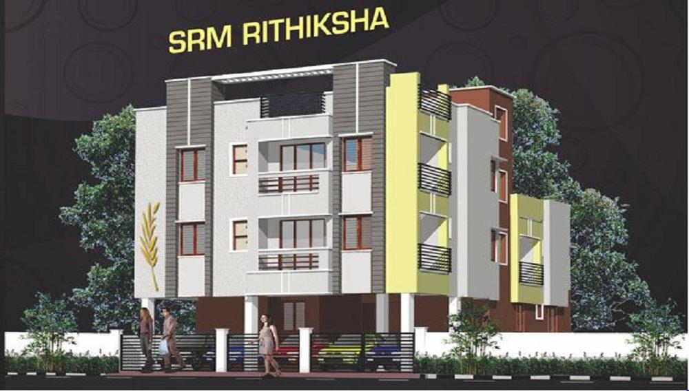 SRM Builders Rithiksha
