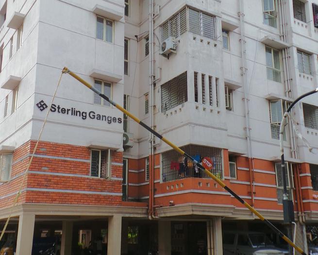 Sterling Ganges