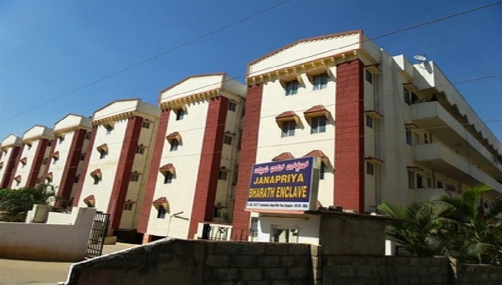 Janapriya Bharat Enclave