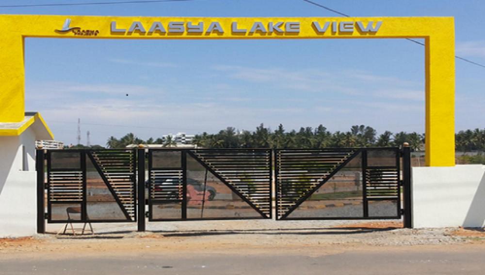 Laasya Lake View