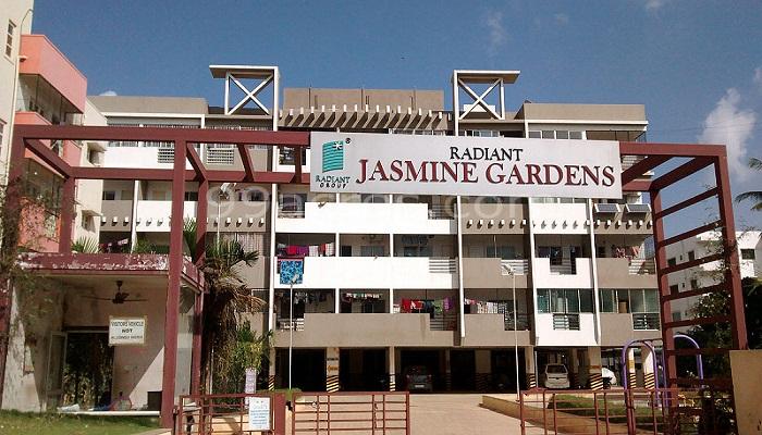 Radiant Jasmine Gardens