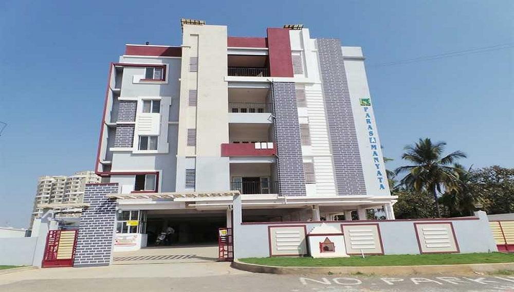 Paras Manyata Apartment
