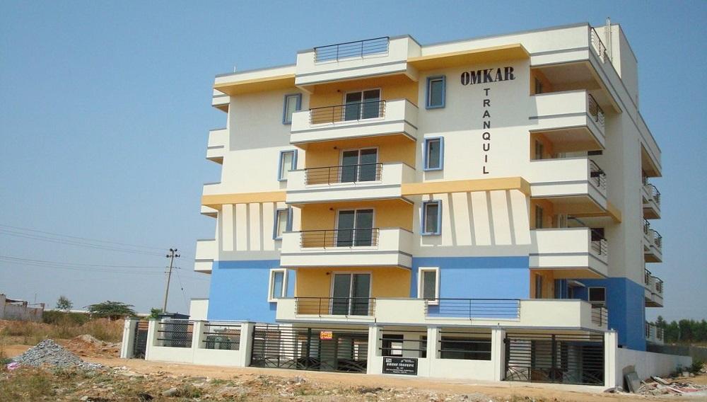 Pinnacle Omkar Tranquil