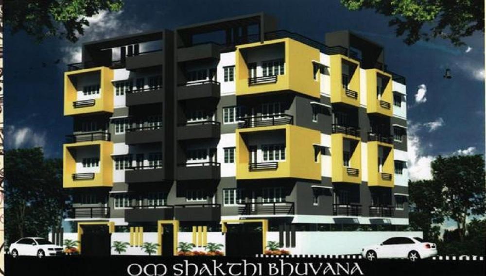 Om Shakthi Bhuvana