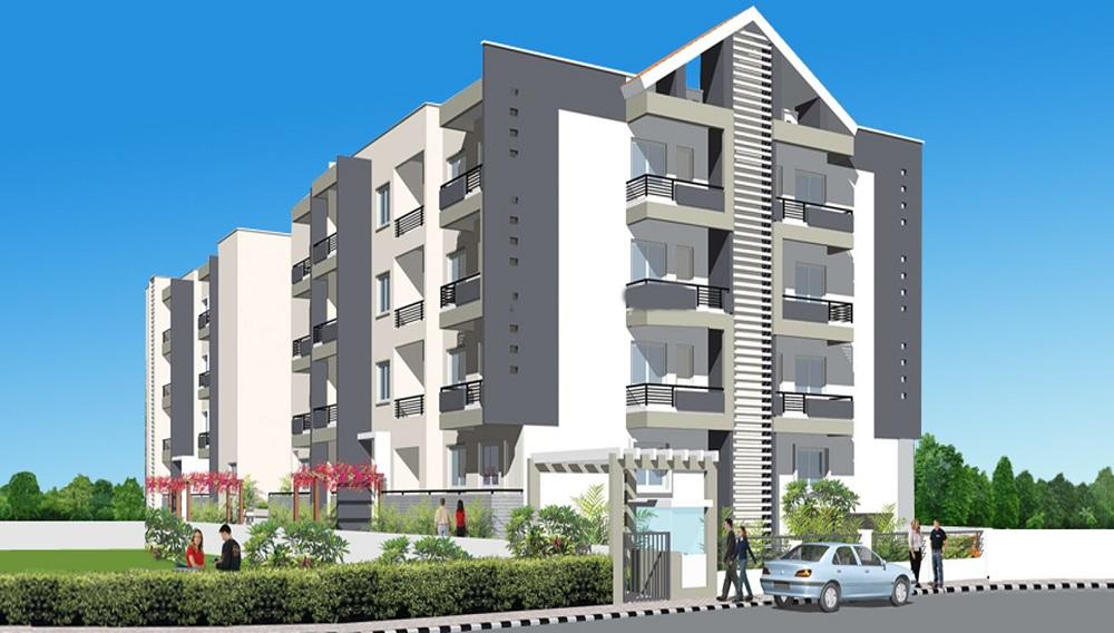 PNR Brindha Residency
