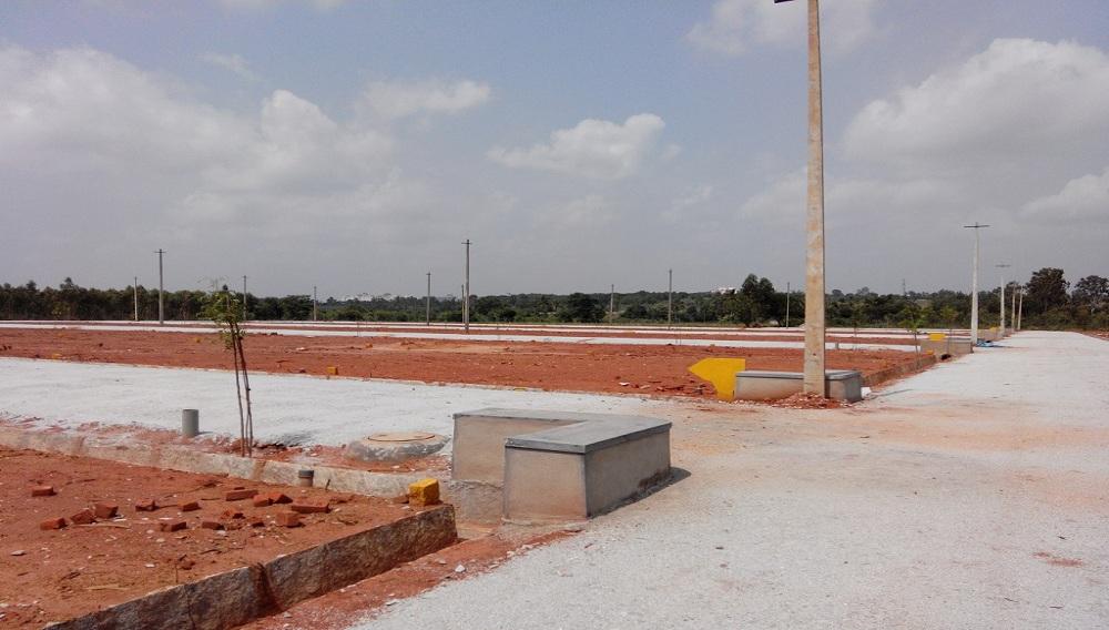 Bhumi Balaji Layout