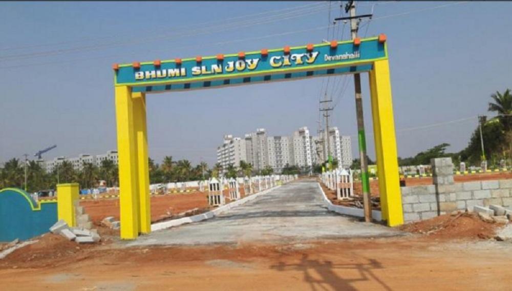 Bhumi SLN Joy City