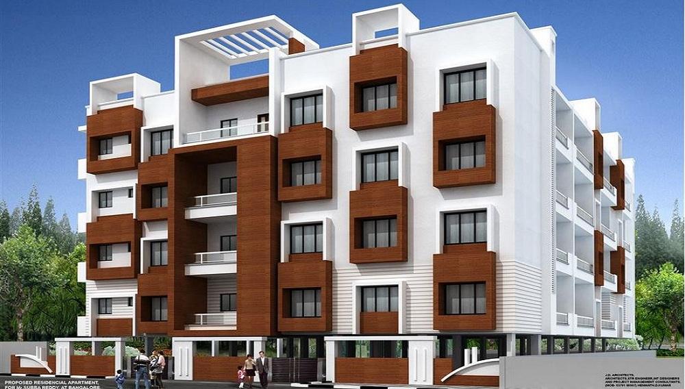 BSR Akshaya Residency