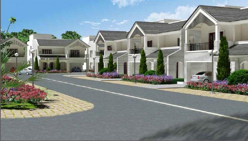 Carbon Park Lane Villas