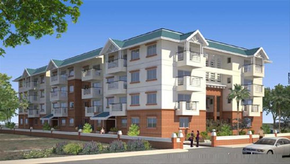 Gina Gopal Apartments