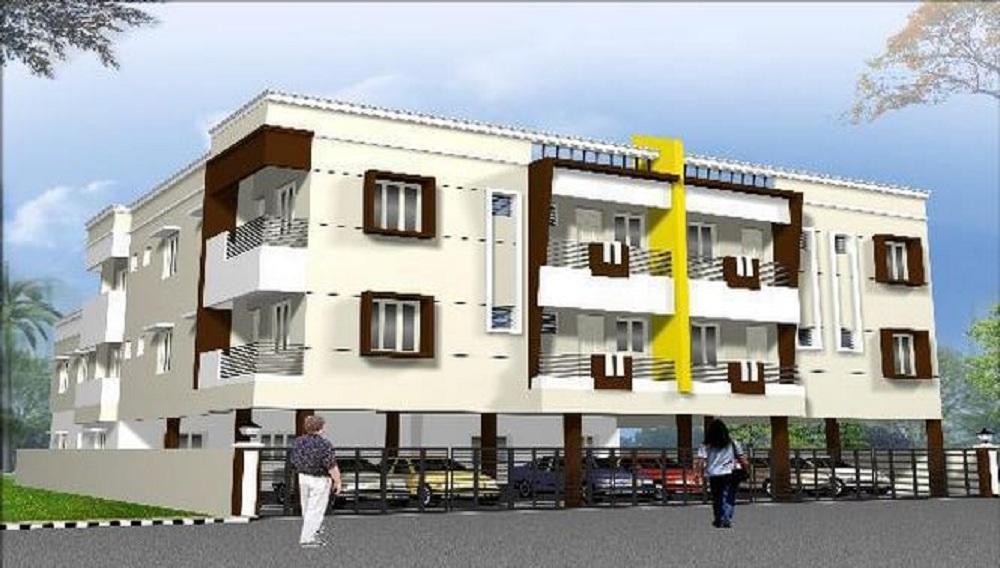 Jayaswathy Prasanna Lakshmi Flats