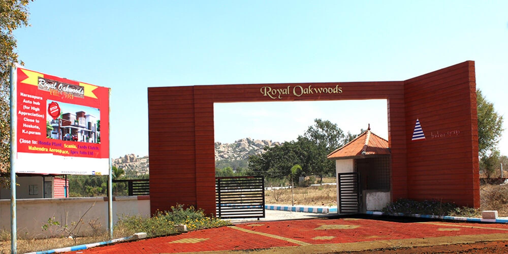 Royal Oakwoods