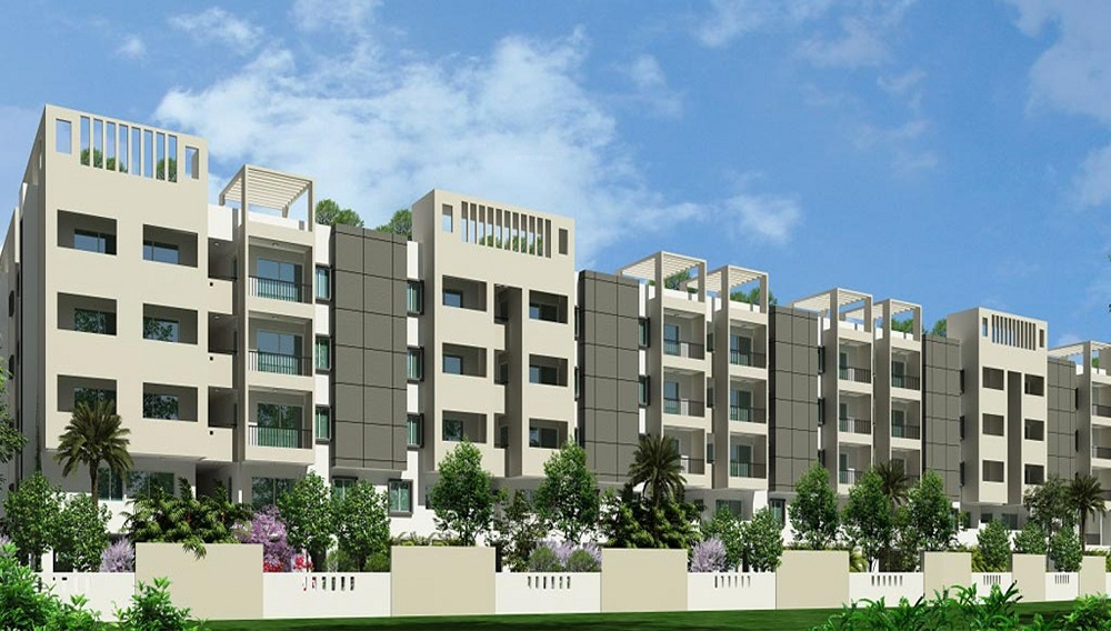 Ksr Basil Apartments